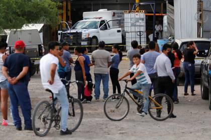 Ocho personas fueron asesinadas en un día, en Celaya, Guanajuato(Foto: REUTERS/Sergio Maldonado)