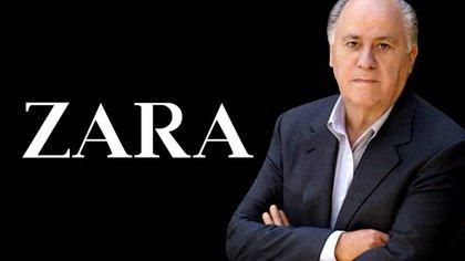 Amancio Ortega es fundador y máximo accionista de Inditex, que posee, entre otras, la firma de moda Zara (Archivo)