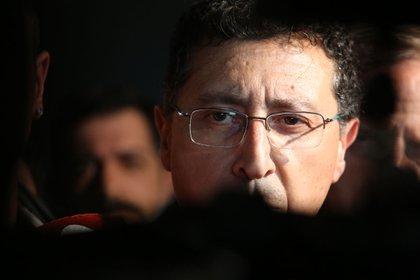 Juez Guillermo Gustavo Lleral (Sebastian Pani)