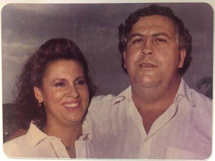 La pareja antes de la muerte y el exilio