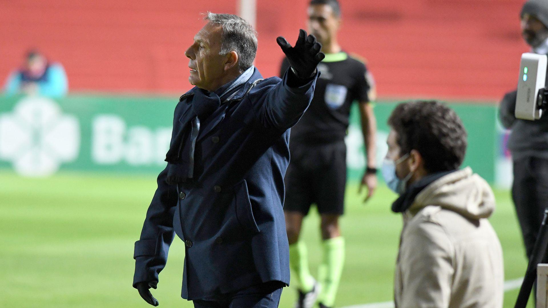 Miguel Ángel Russo contra Unión