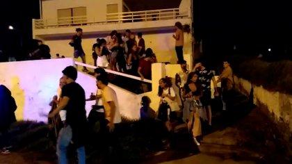 Todos los días, las autoridades de Seguridad de Mar del Plata detectan numerosas fiestas ilegales