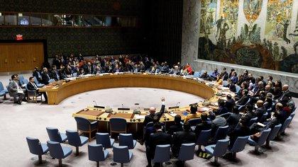 Foto de archivo del Consejo de Seguridad de las Naciones Unidas en Nueva York (EE.UU.). EFE/Justin Lane