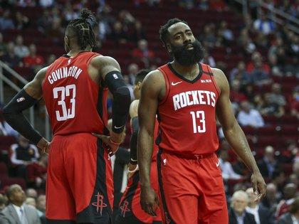 James Harden es la gran figura de Houston Rockets (USA TODAY Sports)