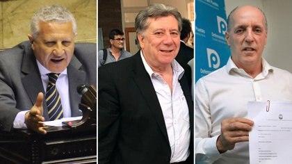 Jorge Sarghini, Humberto Roggero y Alejandro Amor: uno de ellos será el próximo Defensor del Pueblo de la Nación