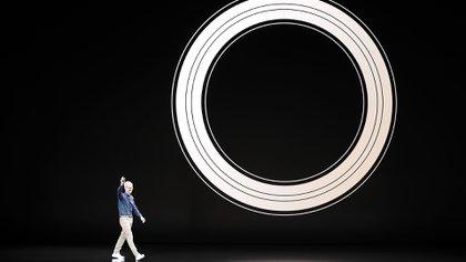 Tim Cook, CEO de Apple (Reuters)