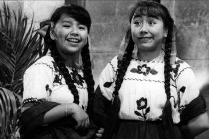 Pituka y Petaka fueron parte de las miembros originales de Chiquilladas (Foto: @Oskroque/ Twitter)