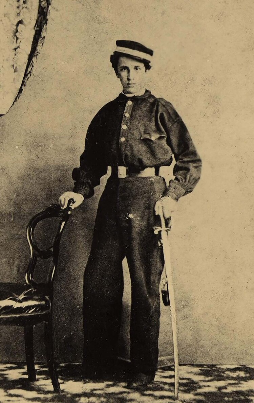 El hijo de Sarmiento murió en la Batalla de Curupayty