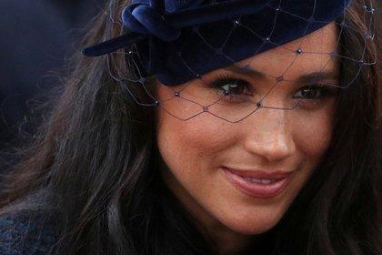 Meghan, la duquesa de Sussex, ha sufrido reiterados ataques en la prensa y las redes sociales (Kirsty Wigglesworth/ Pool vía Reuters)