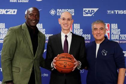 En 2010 se transformó en propietario de los Charlotte Hornets (Foto: Reuters)