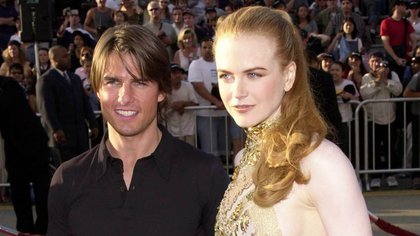 Tom Cruise y Nicole Kidman (Foto: Grosby Group)