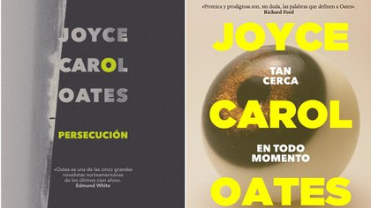 """""""Persecución"""" y """"Tan cerca en todo momento siempre"""", de Joyce Carol Oates (Ed. Fiordo)"""