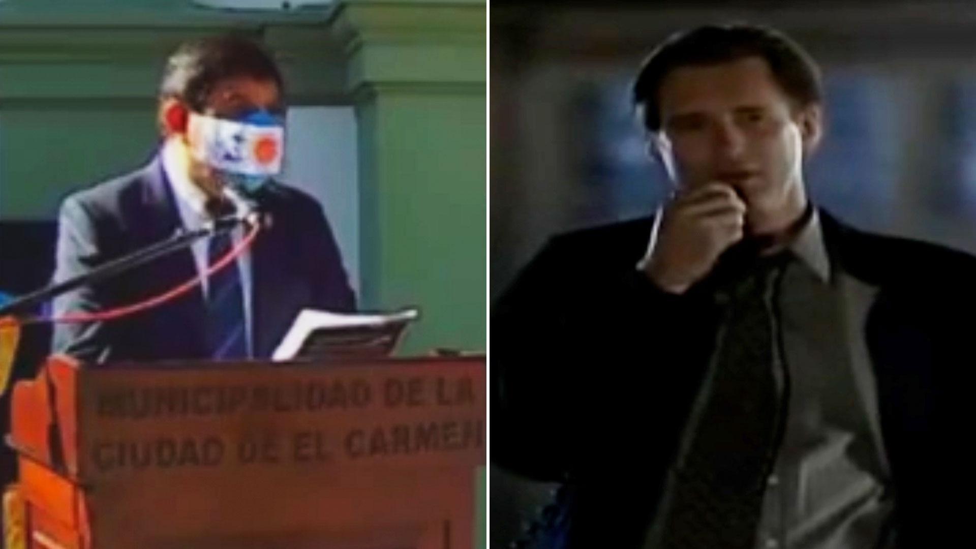 Un intendente de Jujuy copió el discurso de la película El Día de la Independencia para el acto del 9 de Julio - Infobae