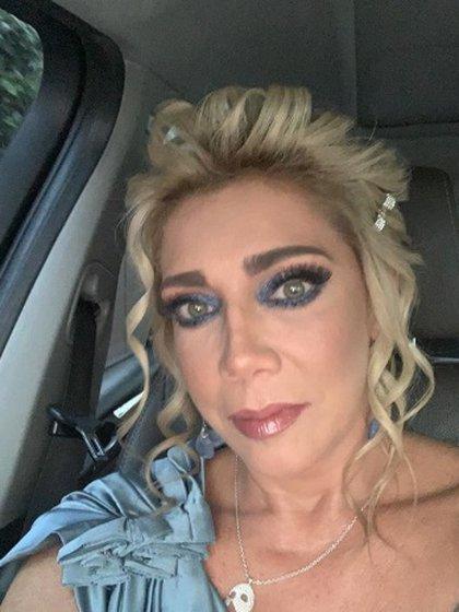 """Cynthia Klitbo trabajó con Angélica Rivera en """"La Dueña"""" (Foto: Instagram Cynthia Klitbo)"""