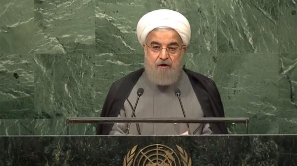 Hasan Rohani llamó a los países musulmanes a romper relaciones con Israel