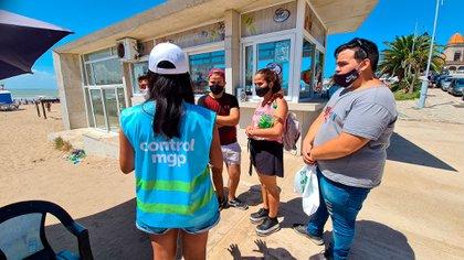 En Mar del Plata fortalecerán los controles en las playas y en los comercios