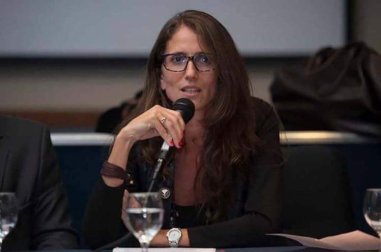 La ministra de Mujeres, Género y Diversidad Elizabeth Gómez Alcorta es querellante en la causa.