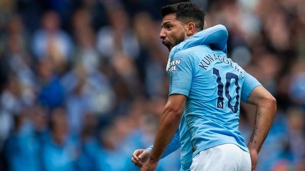 El Manchester City dará inicio a los compromisos del sábado (EFE/EPA/PETER POWELL)