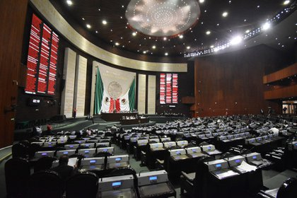 La Cámara de Diputados se renovará en su totalidad y Morena pondrá en juego su mayoría en 2021 (Foto: Cámara de Diputados/ Cuartoscuro)