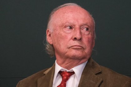 Víctor Toledo Manzur, ex titular de la Semarnat, es el último caso importante de renuncia en la 4T. (Foto: Cuartoscuro)