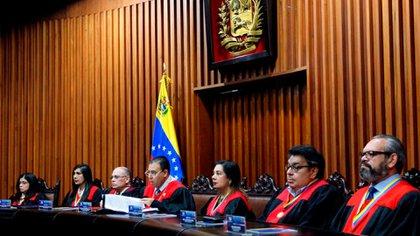 El Tribunal Supremo chavista
