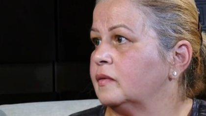 Marcela Arce rompió el silencio y habló por primera ocasión de la muerte Juan Ricardo Hernández (Foto: Captura Video)