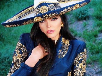 La cantante ya ha cantado varias veces acompañada de mariachis (Foto: Instagram @anabarbaramusic)