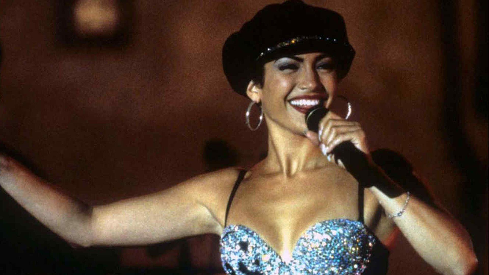 La cinta que protagonizó JL es una de las más recordadas por los fans de la cantante debido a su interpretación