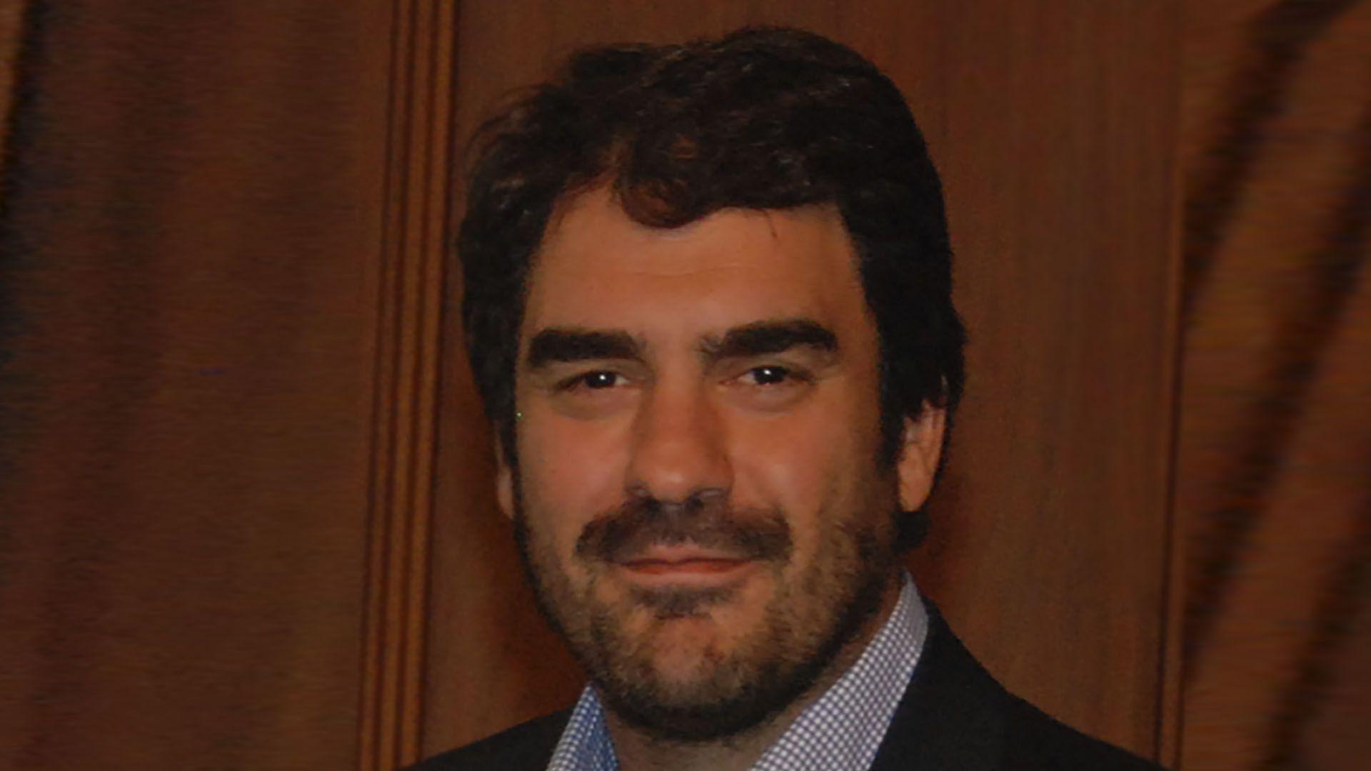 Andres Ballotta, de la AGIP