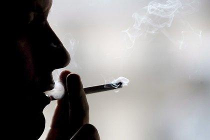 """Del total de encuestados, se observó que el 20,8% fumaba, de los cuales el 16,1% eran fumadores habituales y el 4,7% restante lo hacía """"ocasionalmente"""" (EFE)"""