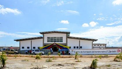 """El hecho ocurrió en el Centro de Formación para el Hombre Nuevo """"El Libertador"""", en el estado Carabobo (Gentileza: José Manuel Guerrero/Noticias24 Carabobo)"""