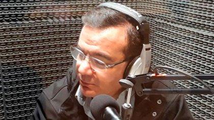 Edgardo Fretes es el responsable del Área de Comunicación del arzobispado de Mendoza
