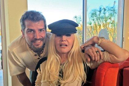 Patricio se encuentra en Punta del Este junto a Susana