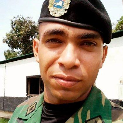 Teniente Roberto Carlos Ulpin González, asesinado por el ELN el 25 de julio de 2018