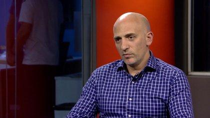 El diputado nacional Emiliano Yacobitti