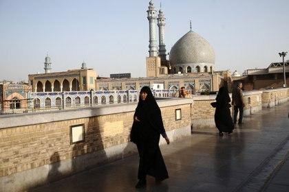 La ciuda de Qom, el centro del brote de coronavirus en Irán (Reuters)
