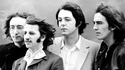 John Lennon, Ringo Starr, Paul McCartney y George Harrison: The Beatles