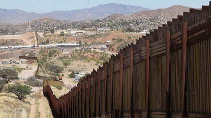 06/04/2019 Frontera de EEUU y México CENTROAMÉRICA MÉXICO POLÍTICA TWITTER