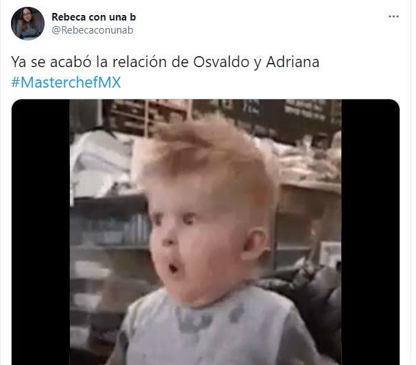 Masterchef México 2020 reacciones