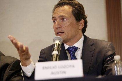 Emilio Lozoya Austin fue capturado el pasado 12 de febrero en España (Foto: AP/Gustavo Martínez Contreras)