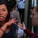 CIUDAD DE MÉXICO, 17FEBRERO2020.- María Magdalena Anthon Fernández, madre de Fátima, niña de 7 años quién fue víctima de feminicidio y encontrada en una bolsa de plástico en la colonia Los Reyes, alcaldía Tláhuac, el pasado 11 de febrero, informó a los medios de comunicación del presunto culpable conocido como Alan Hernández afuera de las instalaciones del Instituto de Ciencias Forenses. Claudia Sheinbaum, jefa de Gobierno asistió a platicar con la madre, quién expresó que por el momento no iba a dialogar con la jefa de Gobierno. FOTO: GRACIELA LÓPEZ /CUARTOSCURO.COM
