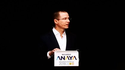 Ricardo Anaya declinó la invitación del PAN a una diputación plurinominal de cara a las próximas elecciones del 6 de junio (Foto: Europa Press)