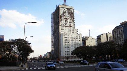 La sede del Ministerio de Salud donde Torresi fue asesor