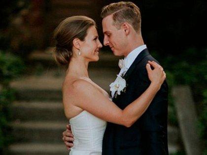 Tatiana y su esposo regresarían a EEUU un día después del fatal evento.