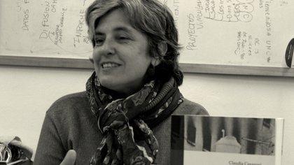 La abogada Claudia Cesaroni, del Centro de Estudios en Política Criminal y Derechos Humanos (CEPOC), investigó los hechos porque los consideró un crimen de lesa humanidad
