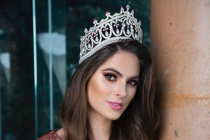 Aunque a todas las reinas de belleza siempre se les concedió un apoyo económico, se les pagó la renta del departamento, y los gastos, Lupita Jones le dijo a Sofía Aragón que para ella no había dinero (IG: @sofaragon)