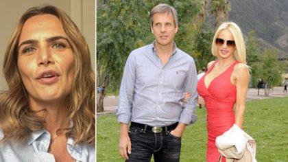Amalia Granata habló de su relación pasada con Martín Redrado, en pleno escándalo con Luciana Salazar