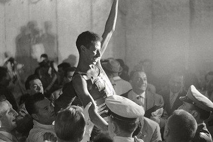 Abebe Bikila, leyenda del atletismo africano (GrosbyGroup)
