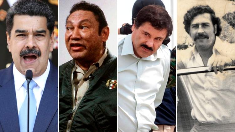 Nicolás Maduro, Manuel Noriega, Joaquín