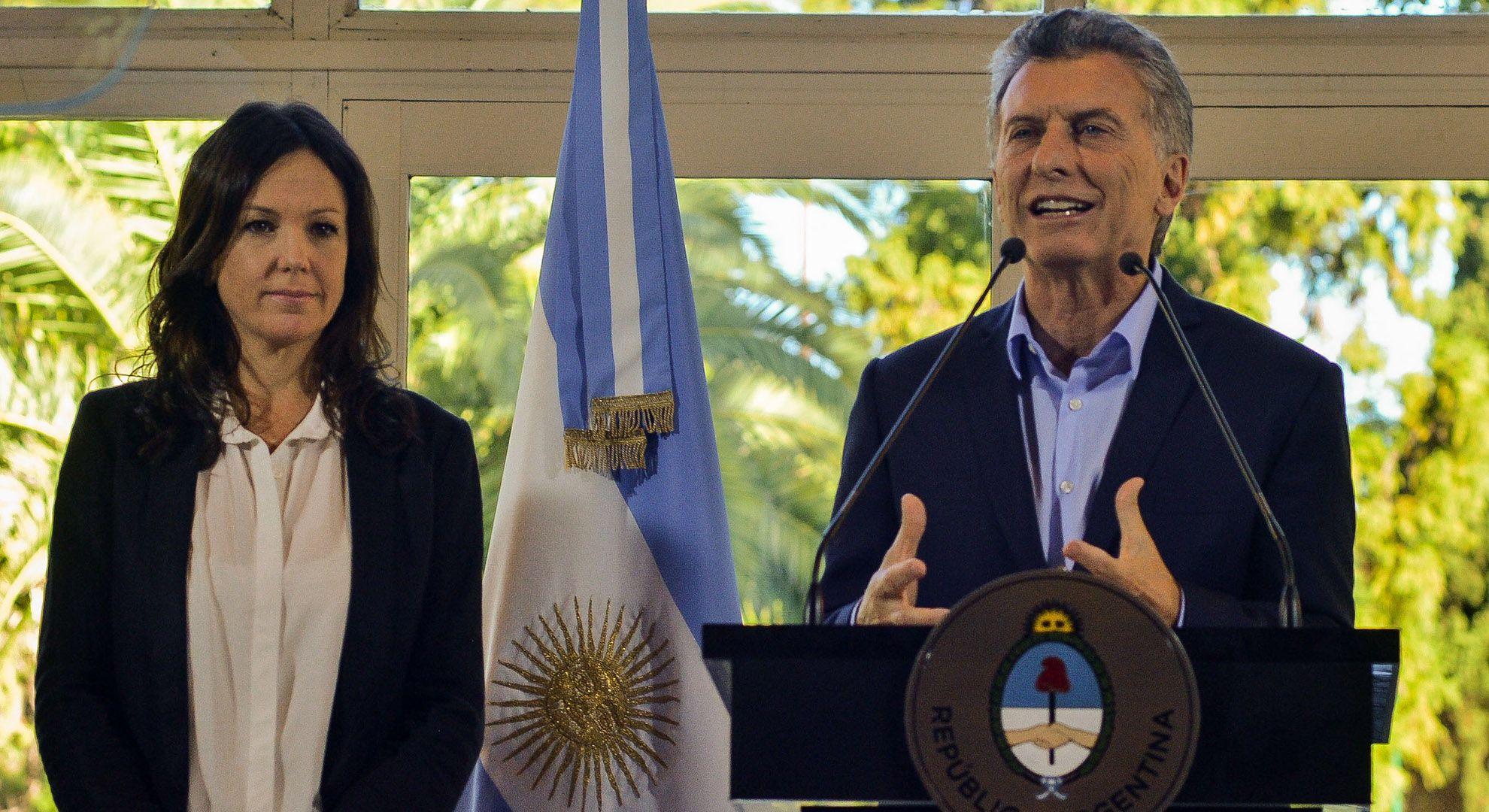 Stanley fue ministra de Desarrollo Social del gobierno de Mauricio Macri